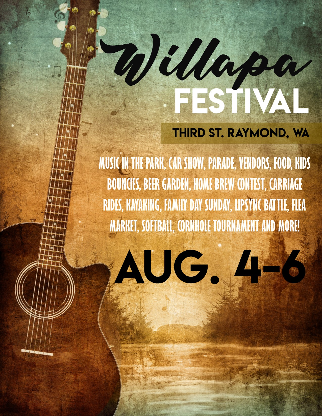 Willapa Harbor Festival