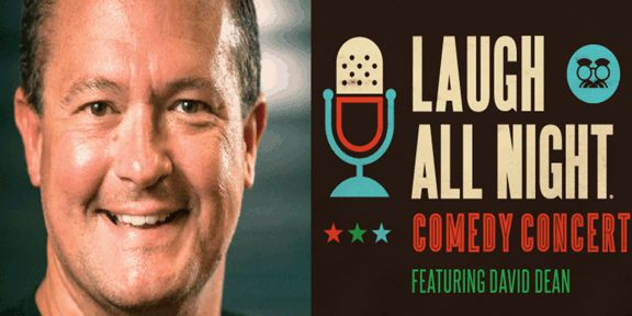 5th Annual Laugh All Night Family Comedy Concert