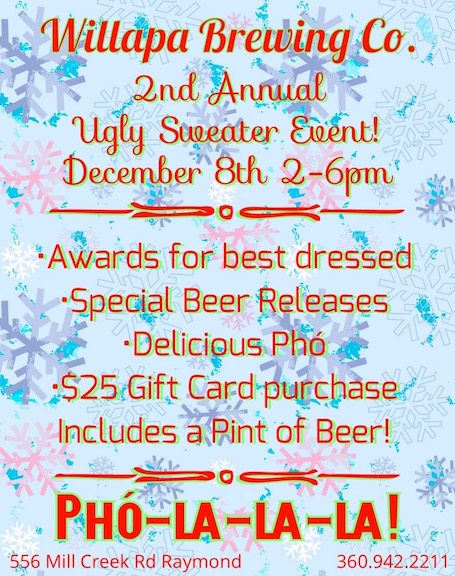 Ugly Sweater Event