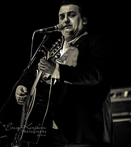Johnny Cash Tribute Band Cash'd Out Performs at the Raymond Theatre August 18th 2pm